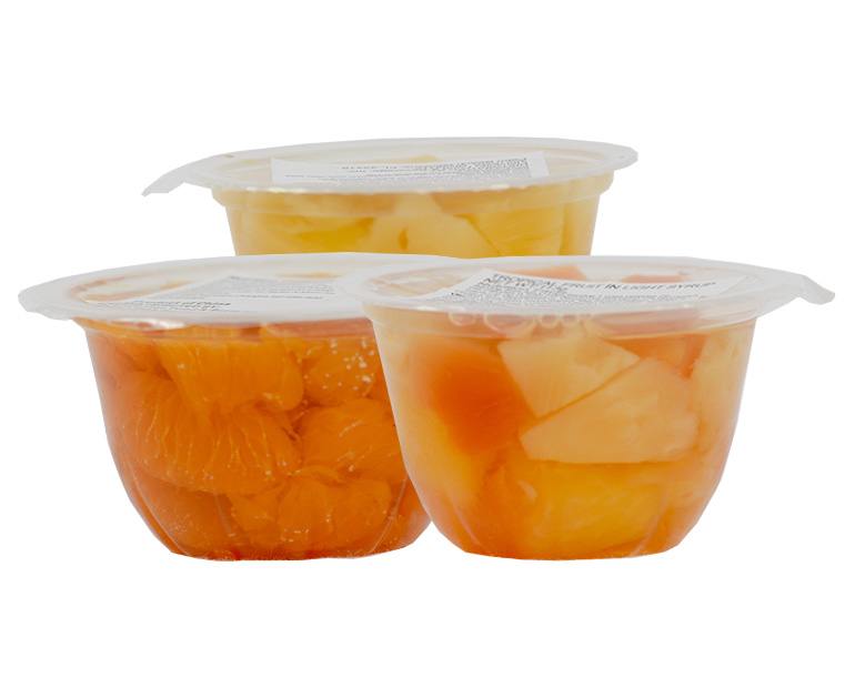 Fruit Cups - Flamingo Food & Beverage