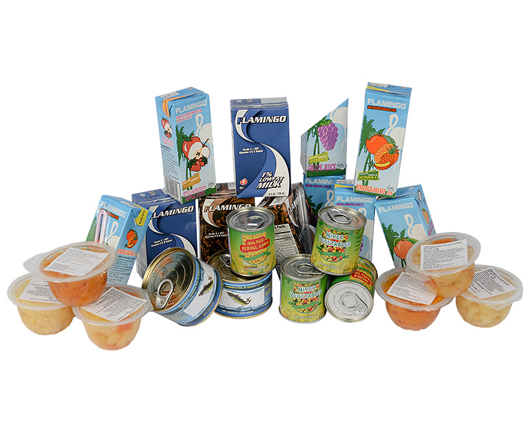 Products - Flamingo Food & Beverage